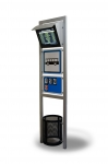 EZOP-ELZA Elektronický označník pro autobusové zastávky