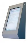 EZOP-EUD Elektronická úřední deska s dotykovým displejem
