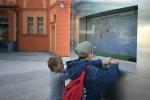 EZOP-RegioInfo kiosek, interaktivní mapa (Terminál Česká Třebová)